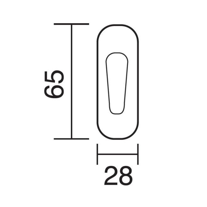 Color:white TA288 Term/ómetro digital Port/átil Aceite Leche Caf/é Agua Temperatura Probador de cocina Cocina Term/ómetro Sonda de alimentos Kaemma