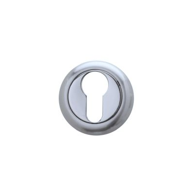 09001407-round-rosette-with-key-hole-yale-in-chrome-plated---satin-chrome