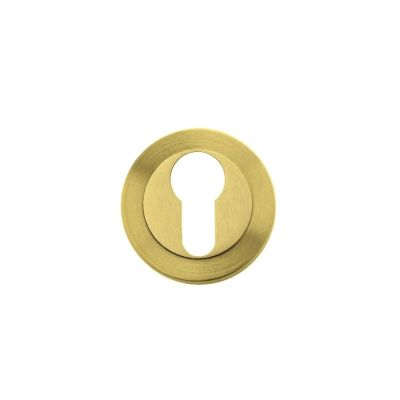 09011402-round-rosette-with-key-hole-security-in-polish-matt-brass