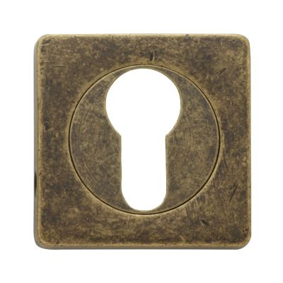 40031410-square-rosette-with-key-hole-yale-in-anticato